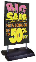 Springer Dry Erase Sign