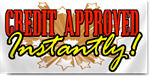 Instant Approval Credit Banners