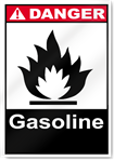 Gasoline Danger Signs