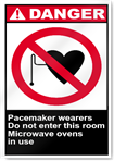 Pacemaker Wearers Do Not Enter This Room2 Danger Signs