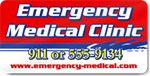 Emergency Medical Clinic Magnet