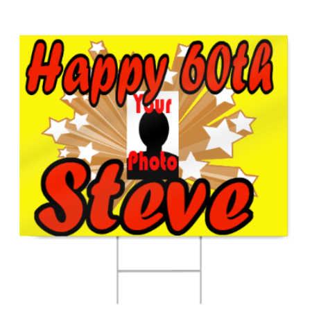 happy 60th birthday sign signstoyou com