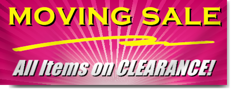 moving sale clearance banners signstoyou com