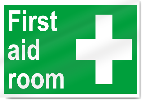 Safety Signs First Aid First Aid Room Safety Signs