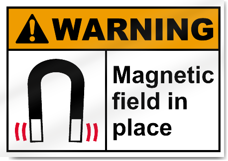 Magnetic Field In Place3 Warning Signs