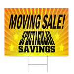 moving sale sign images